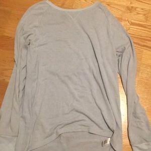 Tops - Brandy Melville long blue sweater